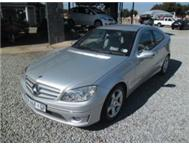 2009 merc CLC 200Komp 6-spd Manual