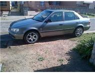 BARGAIN PRICE FOR TOYOTA COROLLA 160I GLE