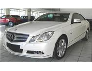 Mercedes Benz - E 250 CGi Blue Efficiency Coupe