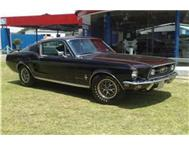 Ford Mustang FASTBACK LTD EDITION Boksburg