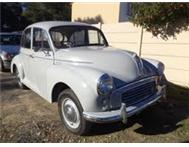 MORRIS MINOR COLLECTORS ITEM fully restored !!!!!!!!!!!!!!!!!!