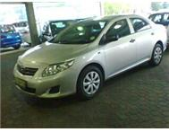 2010 TOYOTA COROLLA 1.3 PROFESSIONAL MANUAL 0795433907