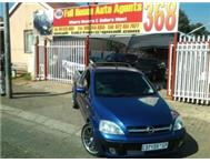 2008 opel corsa utility sport 1.4 available for sale at R85000
