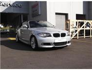 2010 BMW 120i convertible steptronic