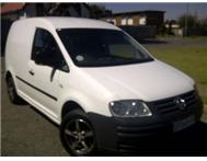 VW CADDY PANEL VAN 1.6i 2004 Model...