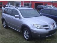 MITSUBISHI OUTLANDER A/T RICHARDS BAY