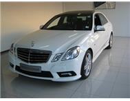 Mercedes Benz - E 200 CGi Blue Efficiency Avantgarde
