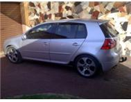 VW GOLF 5 2.0 T FSI GTI FOR SALE R138000.00