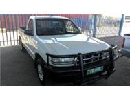 Ford Ranger 2200 LWB Single Cab
