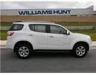 2013 Chevrolet Trailblazer 2.5 LT 4x2