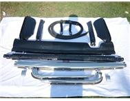 Mercedes-Benz Mercedes Benz W107 Stainless Steel Bumper in Car Spare Parts Western Cape Atlantis - South Africa