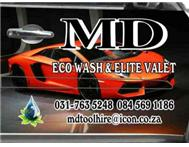 MD ECO WASH & ELITE VALET - New And Secondhand Car Dealer in Automotive Services KwaZulu-Natal