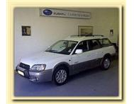 2001 Subaru Outback 2.5 Manual