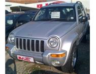 2002 CHRYSLER JEEP CHEROKEE 2.4