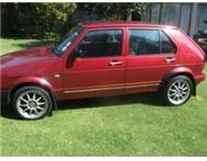 Maroon 1400 i Citi Golf 2007 model