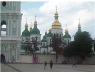 Kiev Ukraine B&B homestay apartments.
