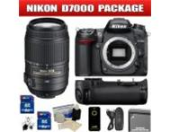Buy Nikon D7000 Package Bundle R8 499 Nelspruit
