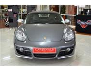 Cayman S 6 Speed 3.4 L