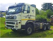 Volvo FM400 6x4 Truck Tractor EX Fleet vehicle-