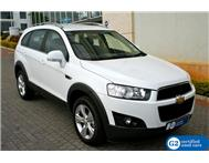 Chevrolet - Captiva 2.4 LT AWD Manual