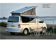 2009 VW Caravelle California Camper