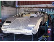 N/a Lamborghini Countach Replica Fiberglass Body in Car Spare Parts Gauteng City Deep - South Africa