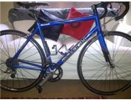 Road bicycle for sale.