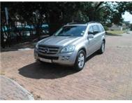 Mercedes Benz GL320 CDI luxury 7 Seater with DVD screens