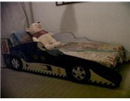 Kids Mokki Car Bed