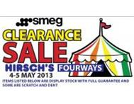BIG SMEG TENT SALE AT HIRSCH FOURWAYS Johannesburg