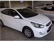 2013 Hyundai Accent 1.6 Fluid (Auto)