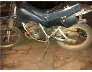 Yamaha DT 175 for sale urgently.