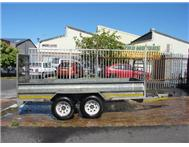 3.2 ton Multi purpose trailer