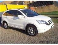 2010 Honda CRV 2.4 VTEC EXECUTIVE A/T