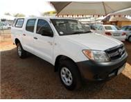 Toyota Hilux 2.5 D4D SRX 4x4 Double cab Finance available!!!