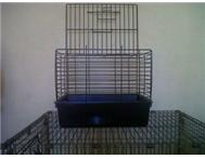 PET CARRIERS METAL SUITABLE FOR BIRD S/RABBITS/GUINEA PIGS/CATS