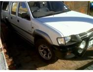 ISUZU KB200i DOUBLE CAB FOR SALE SPOTLESS