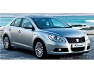 2013 Suzuki Kizashi 2.4 sdlx m/t Brand New from R4433 per month