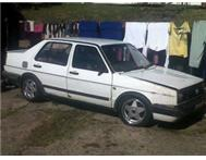 vw jetta 2 1.8 5 spped - R7500