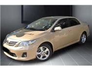 2012 Toyota Corolla RENT to BUY