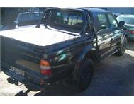 2003 MITSUBISHI COLT 2.8 4X4 5 SPD STRIPPING FOR SPARES