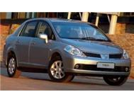 2010 Nissan Tiida 1.6 Visia AT Sedan
