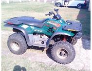 Polaris 350cc two stroke 4x4 Quad Bike for sale
