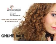 Real Human Hair Extensions In South Africa