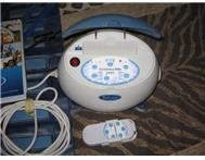 Medizone Ozone clarity Bubble Spa Elite -including the certification.