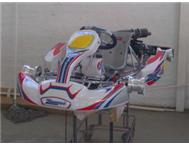 Zanardi Hero H1 & GP Junior Go Karts