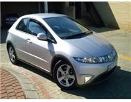 2008 Honda Civic VIII 1.8i V-Tec EXi 5 Door