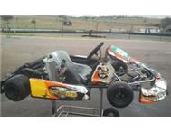 2012 CRG Dark Knight 125 Rotax Max