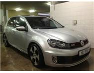 2009 VOLKSWAGEN GOLF 6 GTI MANUAL