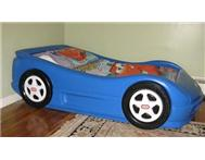 Kiddies Car Bed for Sale